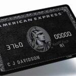 AMEX centurion black card