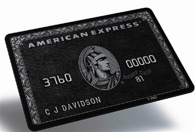 The American Express Centurion Card • Money After Graduation