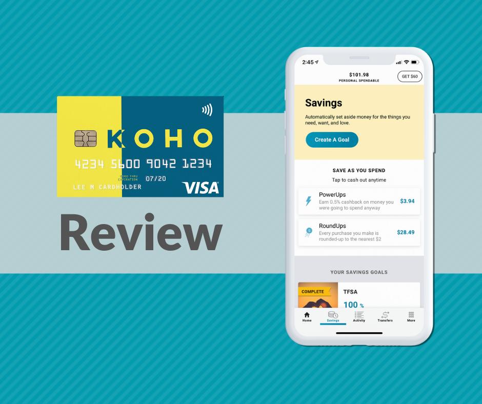 KOHO Review