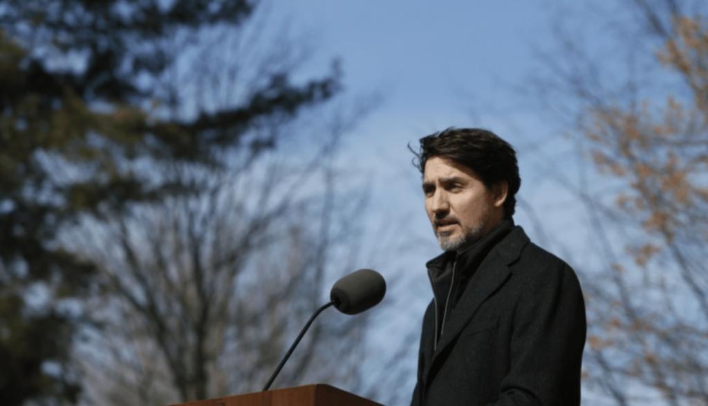 Justin Trudeau Economic Response Plan COVID-19