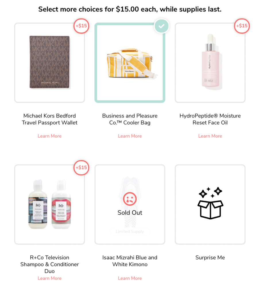 FabFitFun Summer 2020 full box spoiler